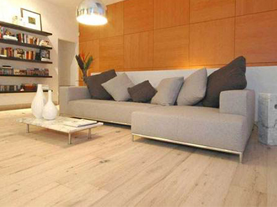 Floor decoration: It is important to match the style of the house and the floor color.