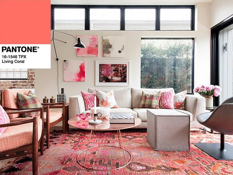 2019 popular color in home design