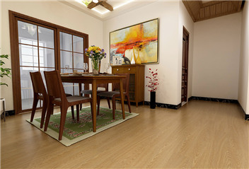 How to clean wpc flooring